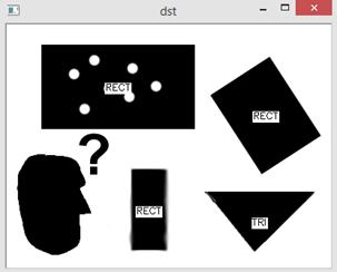 detectar figuras geometricas simples