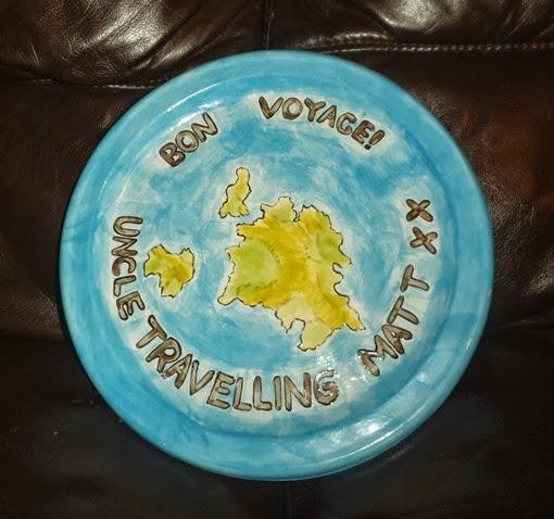 UTM plate