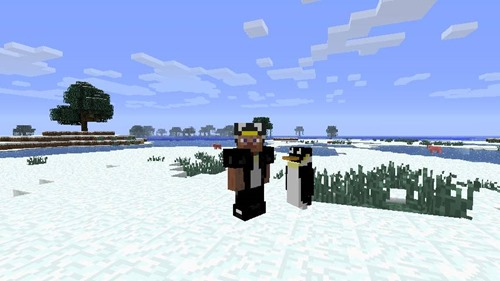 Rancraft-Penguins-Mod-Minecraft-pinguini