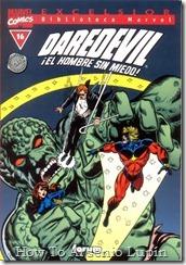 P00016 - Biblioteca Marvel - Daredevil #16