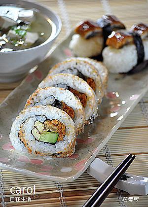 花 壽司 2010 年 6 月 4 日 記得 他 提起 想 吃 壽司 ...