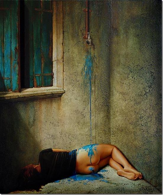 Blaues Blut-Siegfried Zademarck
