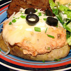 Southwest Baked Potatoes