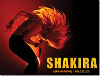shakira en tabasco 2011 concierto