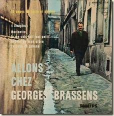 Allons chez Georges Brassens