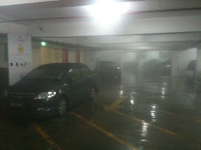 Genting Highland Parking