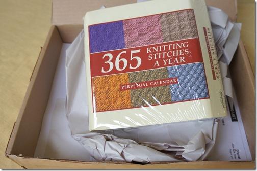 sc 365 knitting stitches