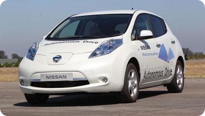 Nissan promete carros autônomos até 2020