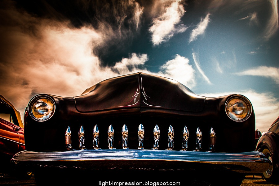 Light Impressions-1951 Mercury Coupe