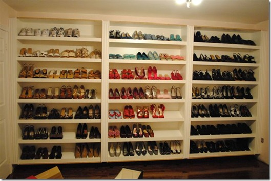 Sandra's Shoe Room