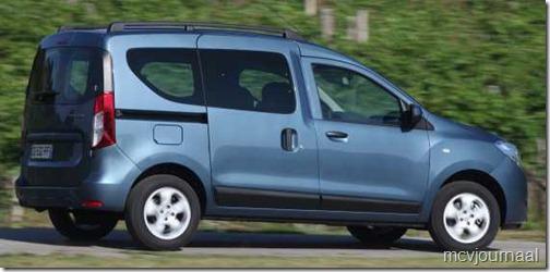 Dacia Dokker Bleu Mineral 04