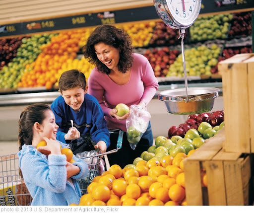 Stopping Temper Tantrums Before they Start--example given is keeping kids entertained while grocery shopping. Great read!