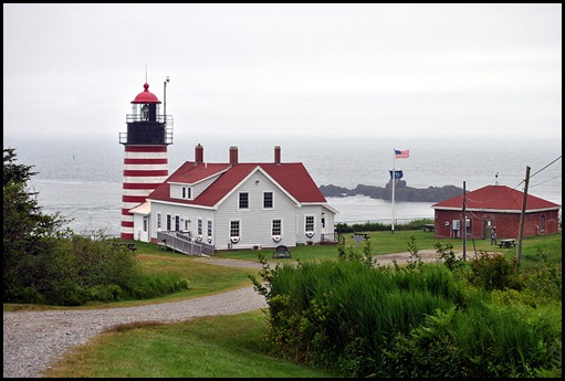 01 - West Quoddy Head Lighthouse