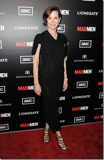 Premiere AMC Mad Men Season 5 Arrivals I-BnshJxgz_l