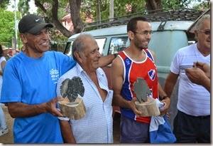 Hector con Trofeo de Juan Dini