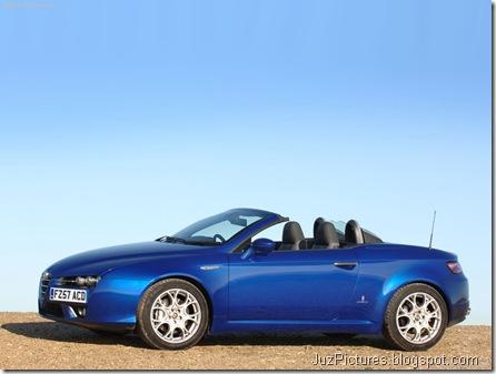 Alfa Romeo Spider UK Version _6