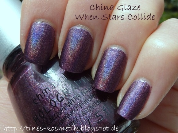 China Glaze When Stars Collide 1