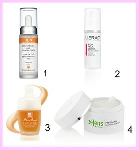 cremas hidroxiacidos para cuidar la piel en invierno