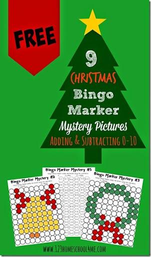 math worksheet : solve and stamp christmas math for kids : December Math Worksheets