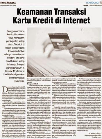 Keamanan Transaksi Kartu Kredit di Internet, 01-September-2014[1]