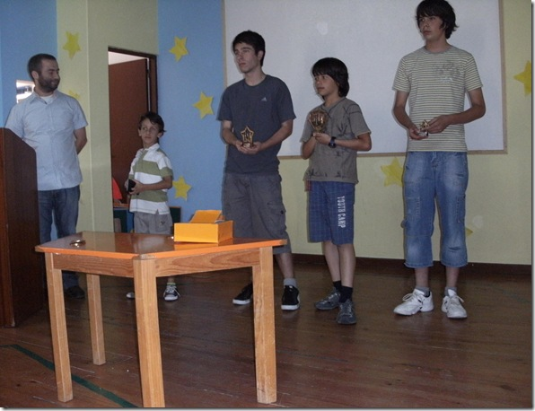 podio