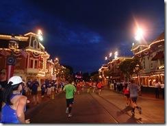 Disneyland Half Marathon Main Street