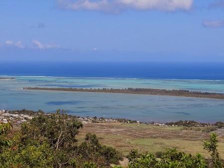 Obiective turistice Mauritius: Marea in Mauritius