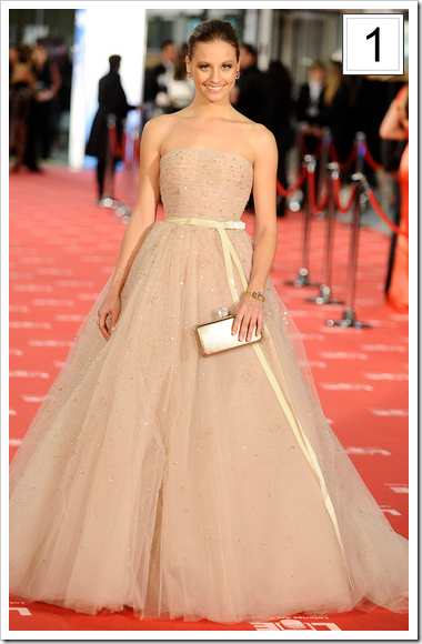 Mejor vestidas Goya 10 Michelle Jenner