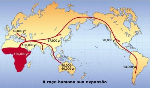 Expansão Humana na Terra 1