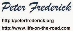 PETER FREDERICK - SIGNATURE