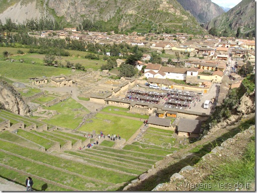 Vale Sagrado Inca - Ollantaytambo
