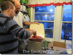 sausage basics - The Backyard Farmwife