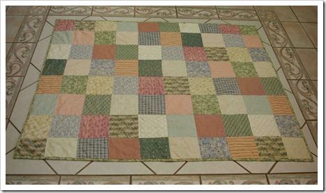 1st quilt