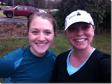 Eugene run with Lauren 2 11 12