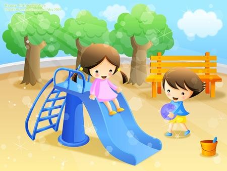 jocuri 1 iunie - ziua copilului