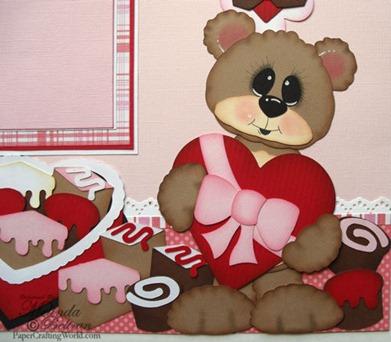 bear w heart 500