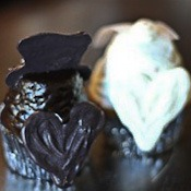 BrideAndGroom Cupcake