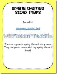Spring Story Map