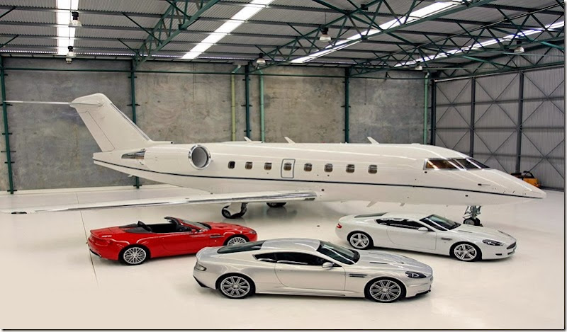 rich luxuries