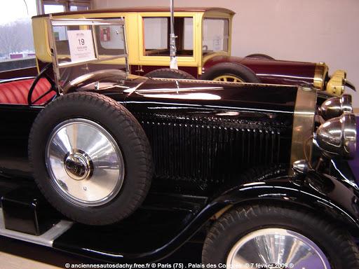 DELAHAYE 135 M Cabriolet