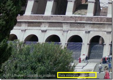 Conoscere la data delle immagini in modalità Street View con Google Maps