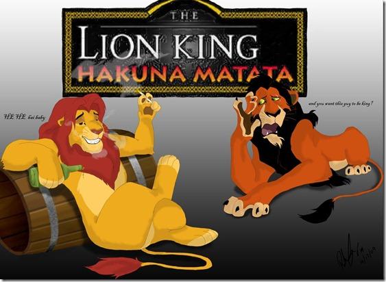 El Rey León,The Lion King,Simba (88)