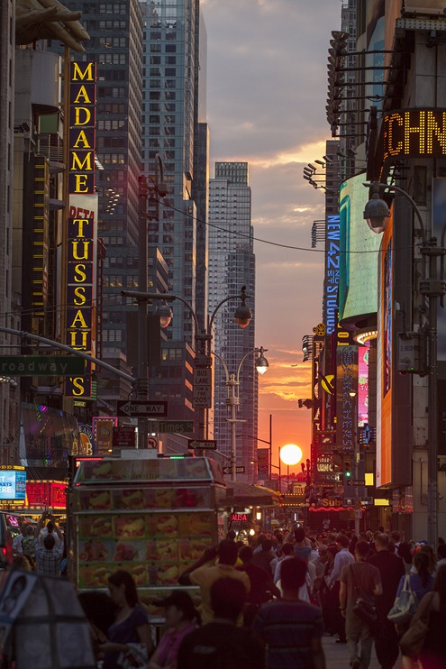 deniac_Manhattanhenge