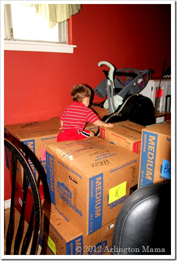 """living out of boxes"", moving, packing, ""moving with kids"", ""living simply"""