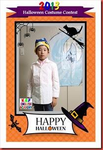 2013 10 Halloween - Contest Winner -Tomoyuki