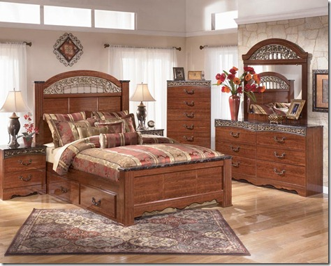 Ashley Bedroom Furniture Set (11)