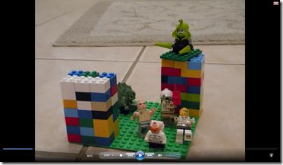Lego DVD 3