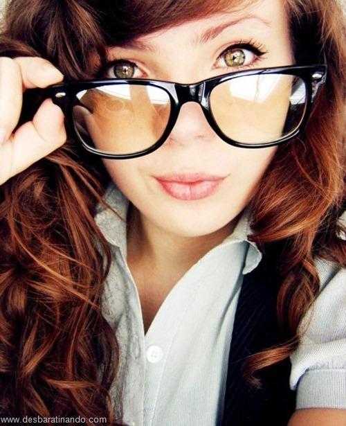 lindas belas sensuais sexy sedutoras garotas mulheres moças nerds girls geek nerd geeks hot  (40)