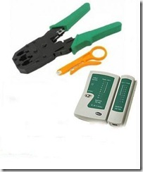 RJ-45 crimping tools