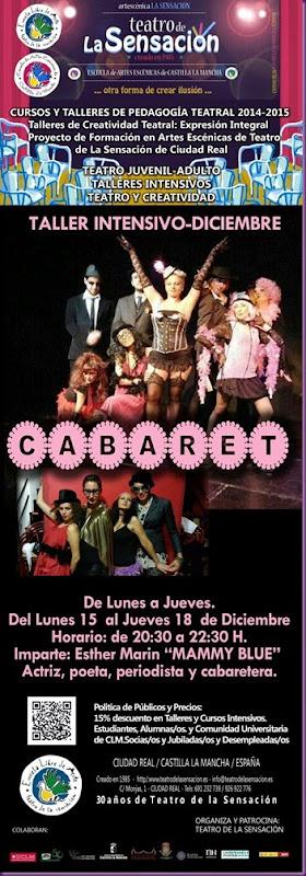 Taller Cabaret Diciembre